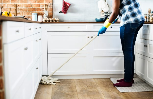 Как да почистите